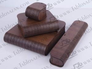 جعبه جواهرات چوبی چوب آرا مدل صبا (1)